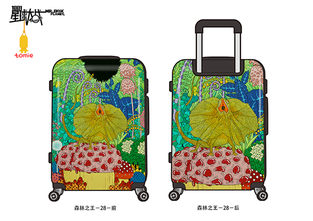 Retail product   luggage